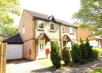 Thumbnail 2 bed semi-detached house to rent in Pickering Drive, Emerson Valley, Milton Keynes