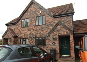 Thumbnail 2 bed semi-detached house to rent in Capesthorne Road, Christleton, Chester