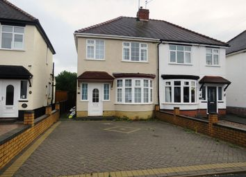 Thumbnail 3 bed semi-detached house for sale in New Village, Dudley
