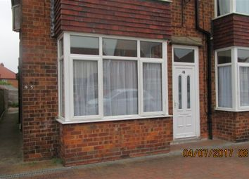 Thumbnail 3 bed flat to rent in Sandbeck Avenue, Skegness