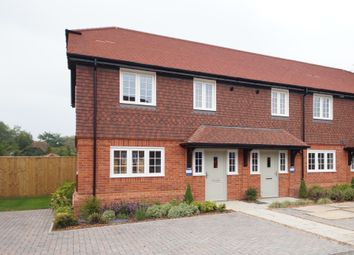 Thumbnail 3 bed terraced house for sale in Jolly Miller Close, North Warnborough, Hook