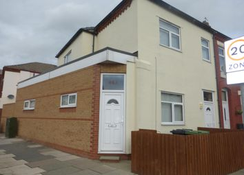 Thumbnail 2 bed flat to rent in Liscard Road, Wallasey