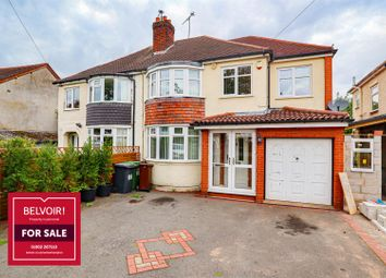 Thumbnail 4 bed semi-detached house for sale in Oxley Moor Road, Wolverhampton