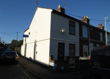 Thumbnail 3 bedroom end terrace house to rent in Gosford Road, Beccles