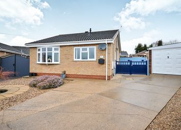 Thumbnail 2 bed bungalow for sale in Hazelwood Close, Newthorpe, Nottingham