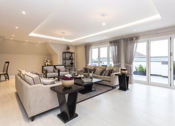 Thumbnail 3 bed flat for sale in The Penthouse, Amaris Lodge, Old Park Road, Enfield