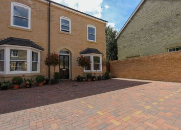 4 bed end terrace house for sale in White Hart Lane, Soham, Ely CB7