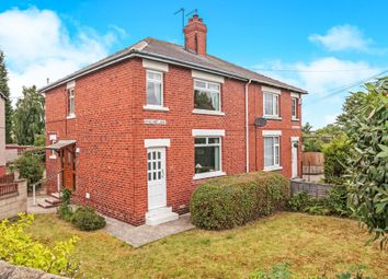 Thumbnail 3 bed semi-detached house for sale in Grove Lane, Knottingley