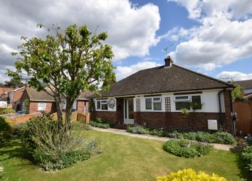 Thumbnail 3 bed detached bungalow for sale in Pine Grove, Church Crookham, Fleet