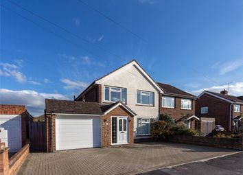 Thumbnail 3 bed semi-detached house to rent in Cawcott Drive, Windsor, Berkshire