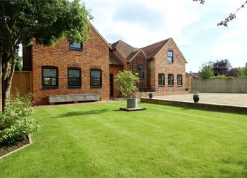 Thumbnail 4 bedroom detached house for sale in Church Street, Theale, Reading, Berkshire