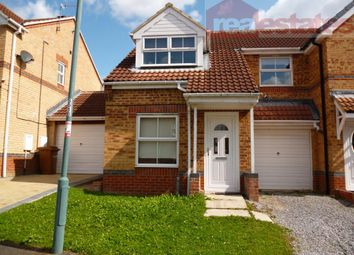 Thumbnail 3 bed semi-detached house to rent in Kestrel Court, Newton Aycliffe