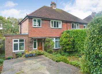 Thumbnail 3 bed end terrace house for sale in Hartfield Road, Forest Row, East Sussex