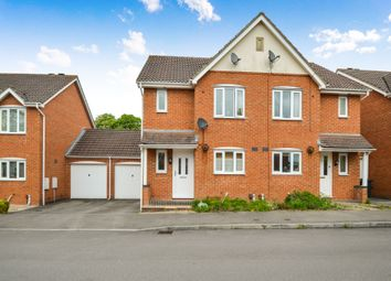 Thumbnail 3 bed semi-detached house for sale in Foxglove Drive, Trowbridge