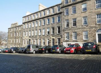 Thumbnail 5 bedroom flat to rent in Dundonald Street, New Town, Edinburgh