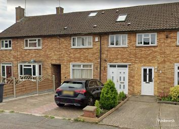 Thumbnail 4 bed terraced house for sale in Torworth Road, Borehamwood, Hertfordshire