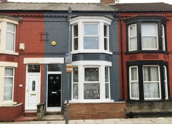Thumbnail 3 bed terraced house to rent in Olney Street, Walton, Liverpool
