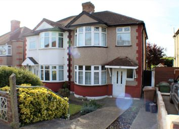 Thumbnail 3 bed semi-detached house for sale in Parsonage Manorway, Belvedere