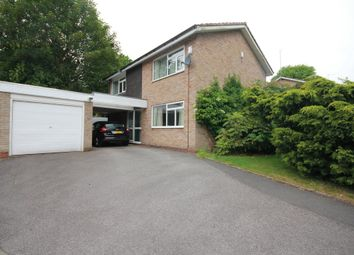 Thumbnail 4 bed detached house to rent in Greville Drive, Edgbaston