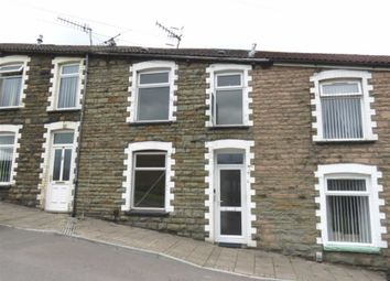 Thumbnail 3 bed terraced house to rent in Maritime Terrace, Pontypridd