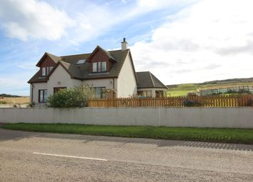 Thumbnail 5 bed detached house for sale in West Lea Fearn, Tain