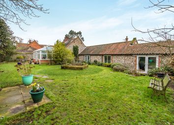 Thumbnail 3 bed property for sale in Church Street, Northrepps, Cromer