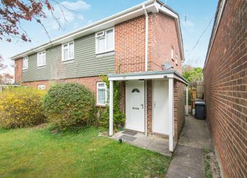 Thumbnail 2 bed flat to rent in Felmer Drive, Kings Worthy, Winchester