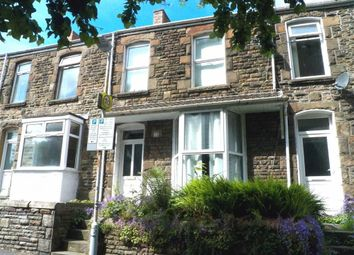 Thumbnail 4 bedroom terraced house for sale in Stanley Terrace, Mount Pleasant, Swansea