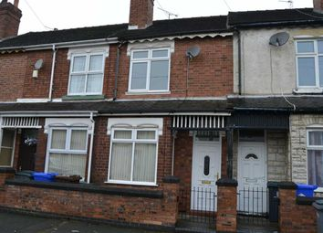 Thumbnail 2 bed terraced house for sale in Kingsley Street, Meir, Stoke-On-Trent