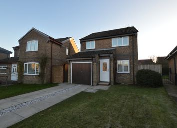 Thumbnail 3 bed detached house for sale in Sandpiper Close, Crossgates, Scarborough
