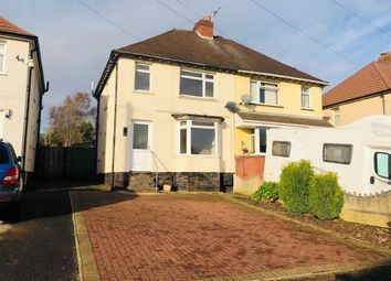 Thumbnail 2 bed semi-detached house for sale in Mary Street, Hednesford, Cannock