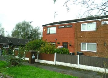 Thumbnail 2 bedroom end terrace house for sale in Rathen Avenue, Ince, Wigan