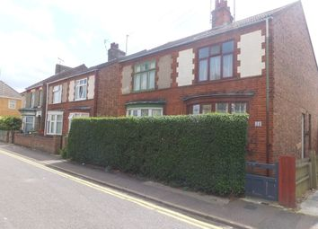 Thumbnail 3 bedroom semi-detached house for sale in Cathedral Green, Crawthorne Road, Peterborough