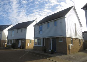Thumbnail 3 bed detached house for sale in Hambledines, Redhouse Park, Milton Keynes