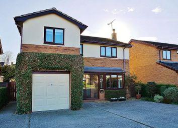 Thumbnail 4 bed detached house for sale in Ffordd Ystrad, Coed-Y-Glyn, Wrexham