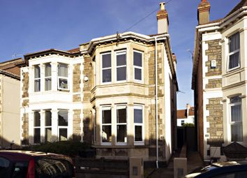 Thumbnail 3 bed property to rent in Cleeve Road, Knowle, Bristol