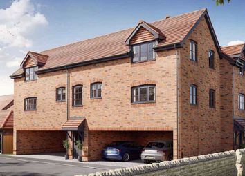 Thumbnail 2 bed flat for sale in Barnwell Gardens, Corby, Northamptonshire