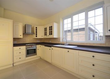 Thumbnail 3 bed town house for sale in High Road, Chigwell, Essex