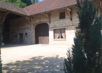 Thumbnail 3 bed barn conversion for sale in Franche-Comté, Jura, Nevy Les Dole