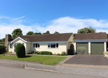 Thumbnail 4 bed detached bungalow for sale in Long Barrow Road, Calne