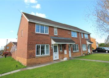 Thumbnail 3 bedroom end terrace house for sale in Portishead, North Somerset