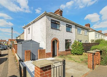 Thumbnail 3 bed semi-detached house for sale in Wolfe Road, Norwich, Norfolk