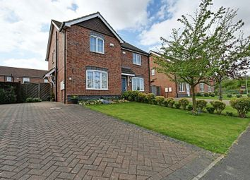 Thumbnail 2 bed semi-detached house for sale in Lapwing Way, Barton-Upon-Humber
