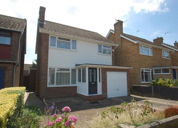 Thumbnail 3 bed detached house for sale in Wordsworth Road, Colchester