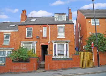Thumbnail 3 bedroom end terrace house for sale in Holywell Road, Sheffield