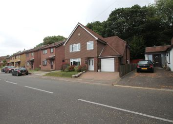 Thumbnail 4 bedroom detached house for sale in Lords Wood Lane, Lords Wood, Kent