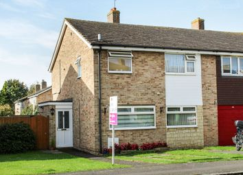 Thumbnail 3 bedroom semi-detached house for sale in Fairfax Road, Chalgrove, Oxford