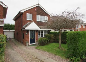 Thumbnail 3 bed detached house to rent in Sawyer Drive, Biddulph, Stoke-On-Trent