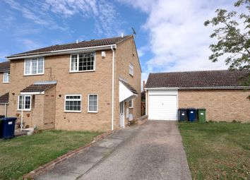 Thumbnail 2 bedroom end terrace house for sale in Erica Road, St Ives, Cambridgeshire