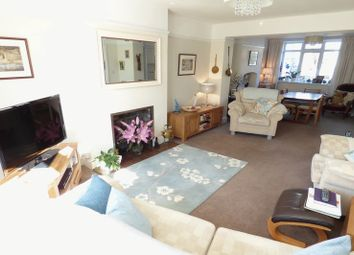 Thumbnail 3 bedroom terraced house for sale in Church Road, Worle, Weston-Super-Mare